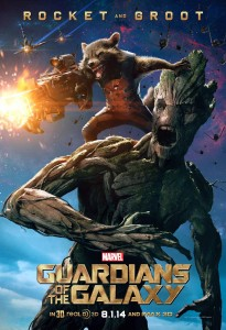 Rocket & Groot - Guardians of the Galaxy