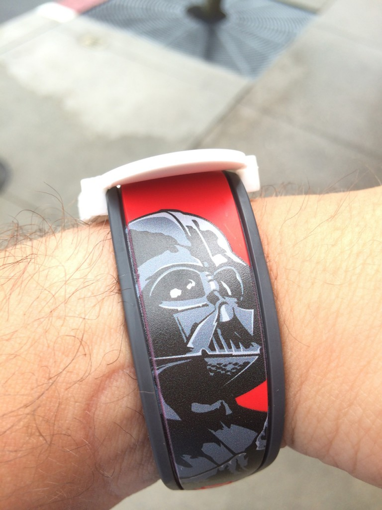 Special Star Wars Weekend Magic Band