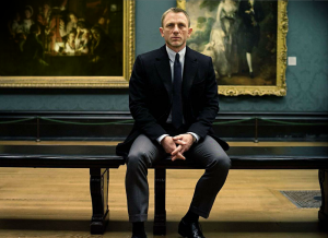 Skyfall - James Bond in National Gallery