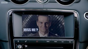 Sherlock - Moriarty - Miss Me?