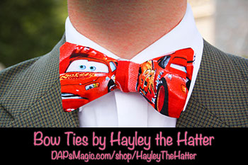 Click on image to see Bow Ties by Hayley!