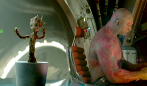 Dancing Baby Groot - Guardians of the Galaxy