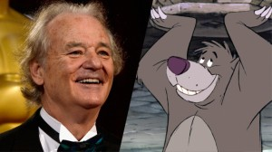 Baloo to be voiced by Bill Murray in Disney's The Jungle Book