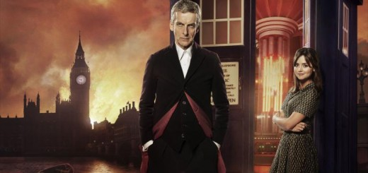 Doctor Who Season 8 Promo Picture