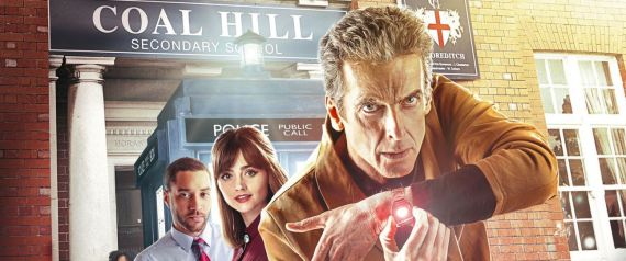 Doctor Who - 'The Caretaker'