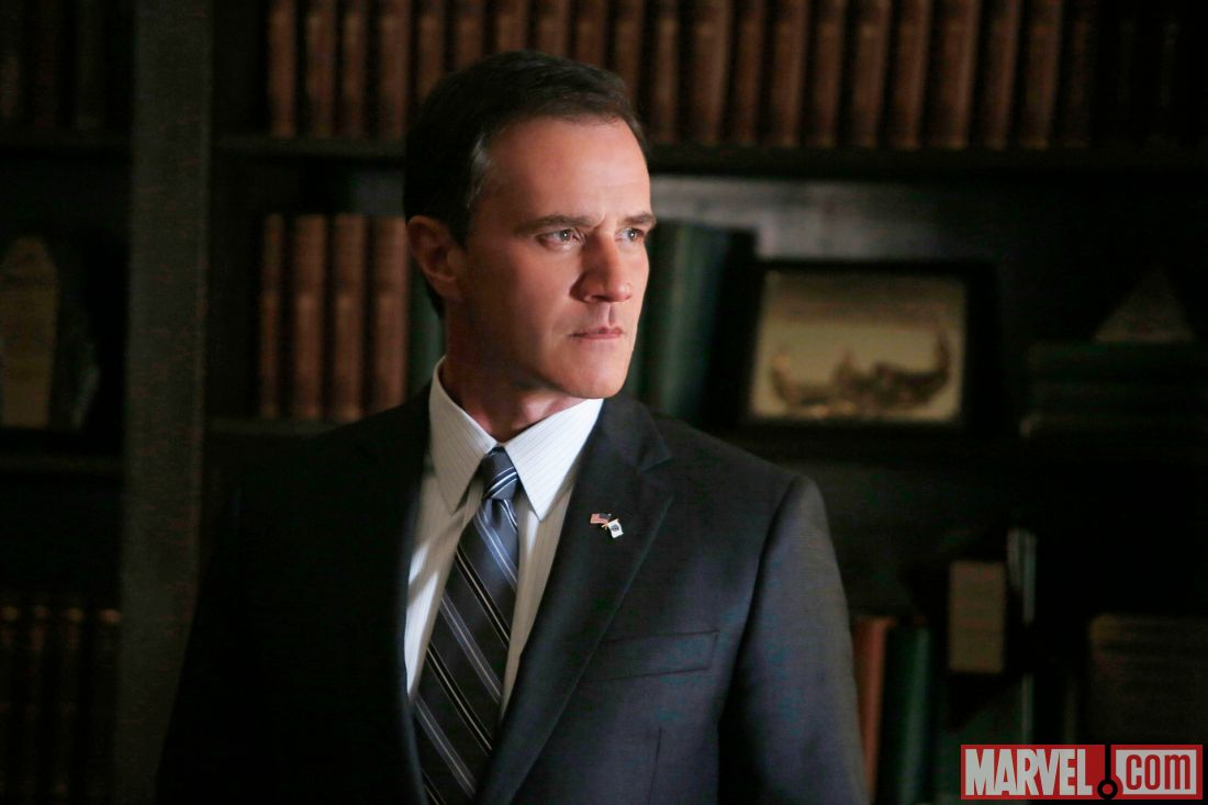 Tim DeKay as Senator Christian Ward - Marvel's Agents of S.H.I.E.L.D.
