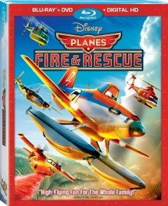 Planes: Fire & Rescue - Blu-Ray Review by Mr. DAPs