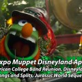 The D23 Expo Muppet Disneyland App Episode – Geeks Corner – Episode 444