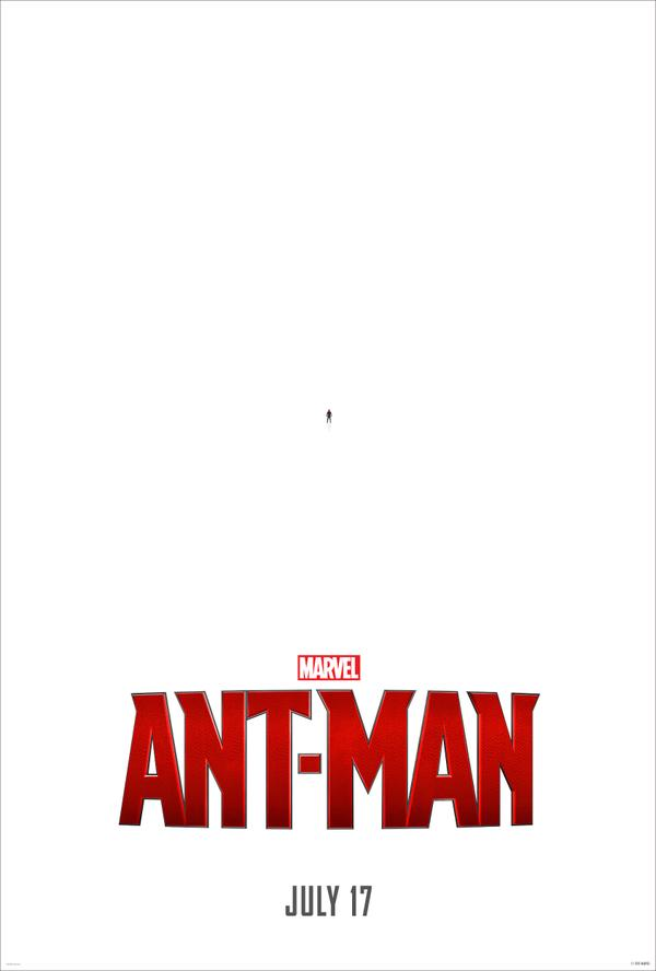 Ant-Man Poster Released by Marvel