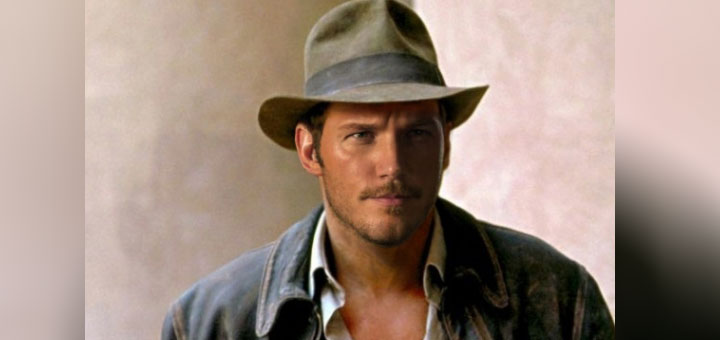 Disney Considering Chris Pratt as Indiana Jones