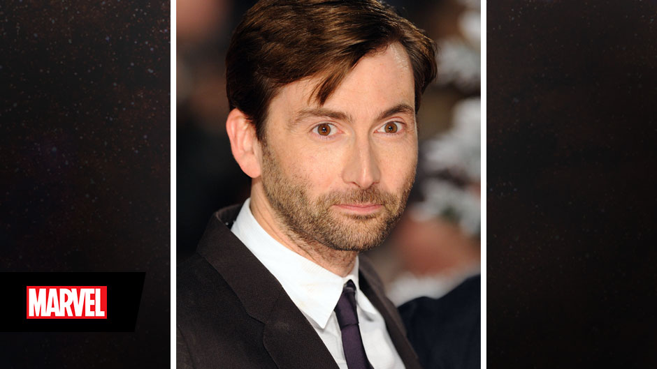 David Tennant Turns from Time Lord to Marvel Villain for Netflix Series