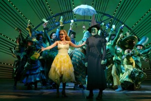 Wicked the Broadway Musical to be made into a Movie