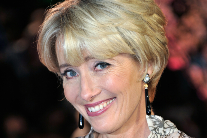 emma thompson age ~ emma thompson in talks to be cast as mrs potts in
