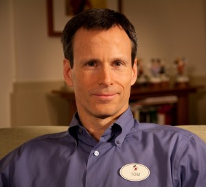 Tom Staggs Named Walt Disney Company Chief Operating Officer