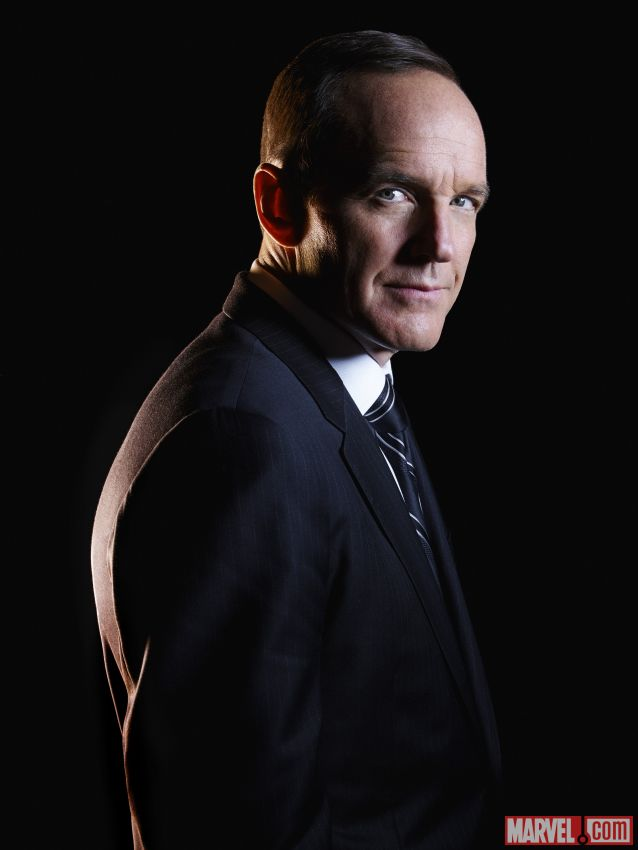 Clark Gregg is Director Phil Coulson