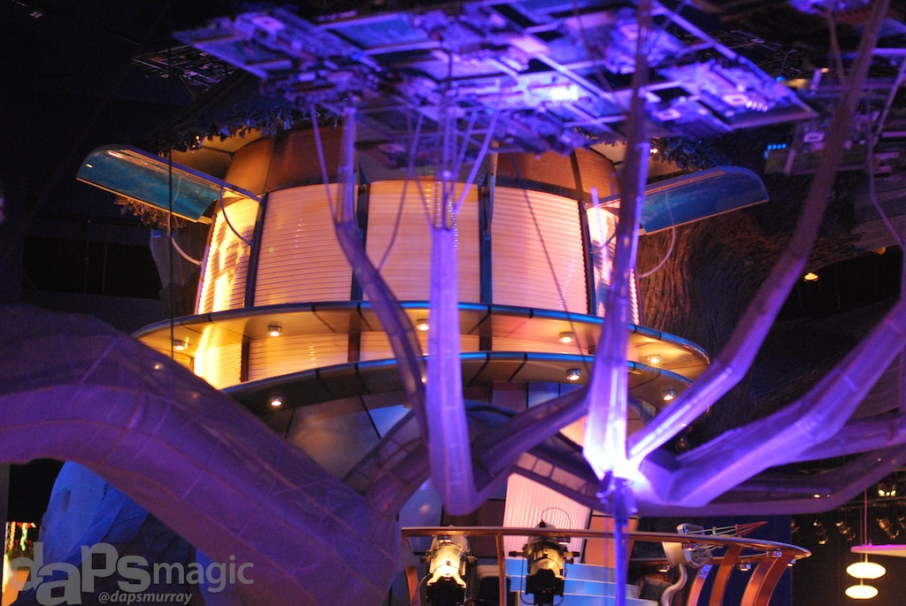 Disneyland S Innoventions The Top Floor Daps From The Past