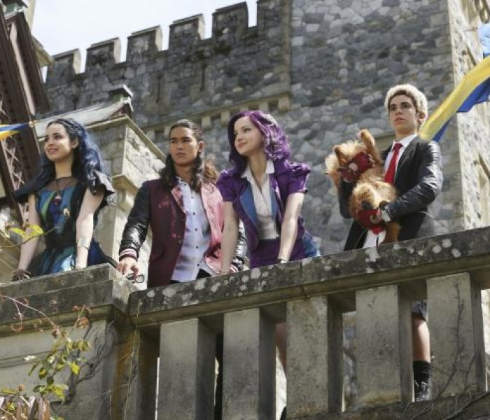 """First Trailer of Disney Channel's """"The Descendants"""" Released"""