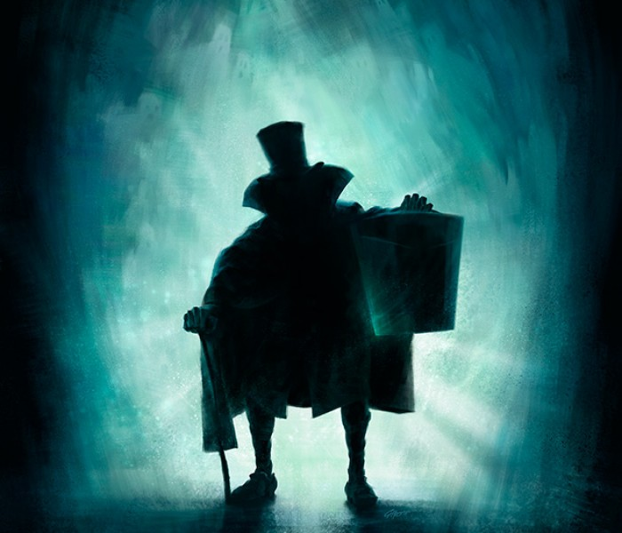 Hatbox Ghost to Arrive in Disneyland Park's Haunted Mansion This May