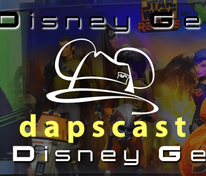 Star Wars Celebration – Rogue One, Force Awakens, Rebels, and more! – DAPscast – Episode 19
