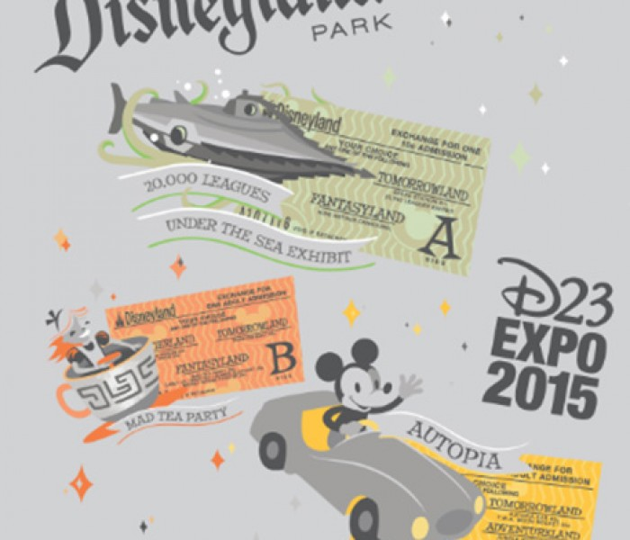 Dream Store to Return to 2015 D23 Expo