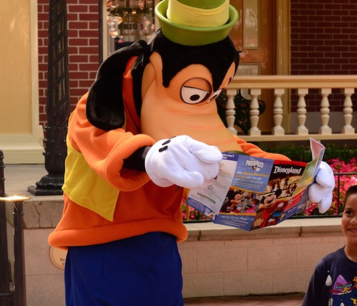 Happy Birthday, Goofy!
