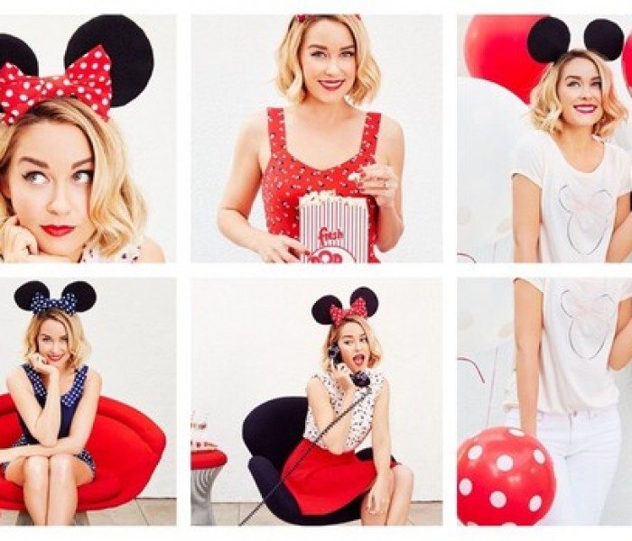 Disney Minnie Mouse Collection by LC Lauren Conrad Arrives at Kohl's