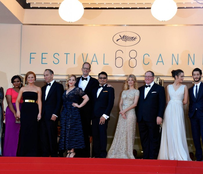 """Inside Out"" Makes World Premiere at 68th Annual Cannes Film Festival"