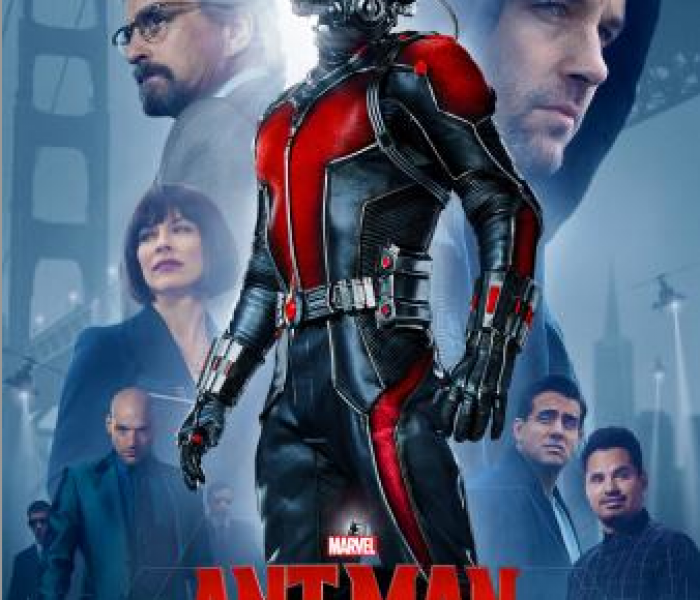 Watch the Ant-Man Hollywood Premiere Live!