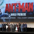 A Look at the World Premiere of Marvel's Ant-Man