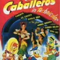 Disney Film Spot: The Three Caballeros