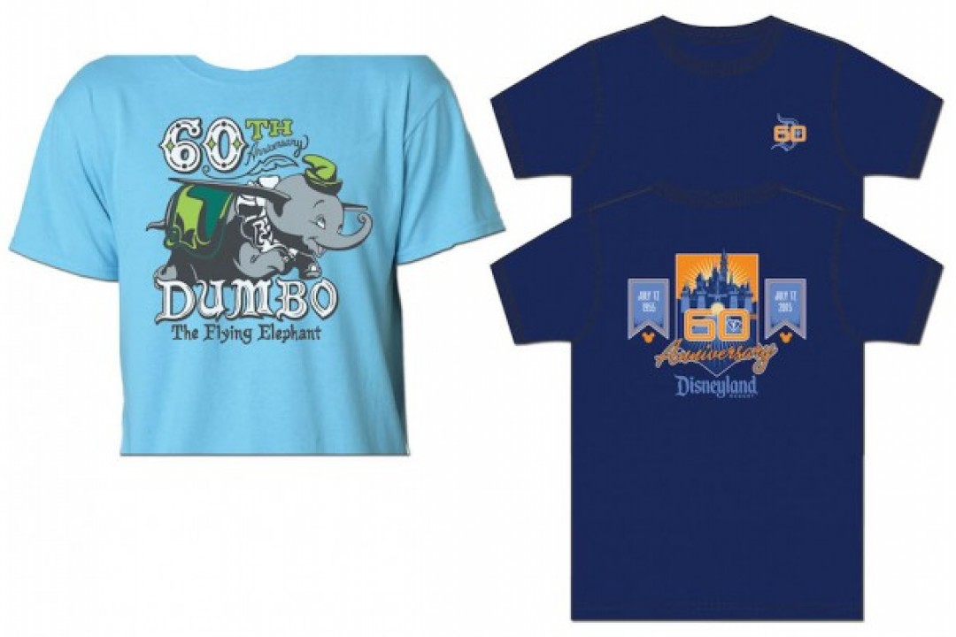 Disney Parks Online Store to Release Limited Edition Shirts