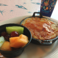 Cruise on by Flo's V8 Café in Disney California Adventure's Cars Land for a Delightful Vegetarian Meal