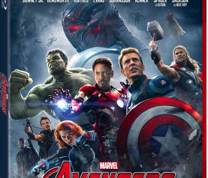 Marvel's 'Avengers: Age of Ultron' Out on Blu-ray 10/2
