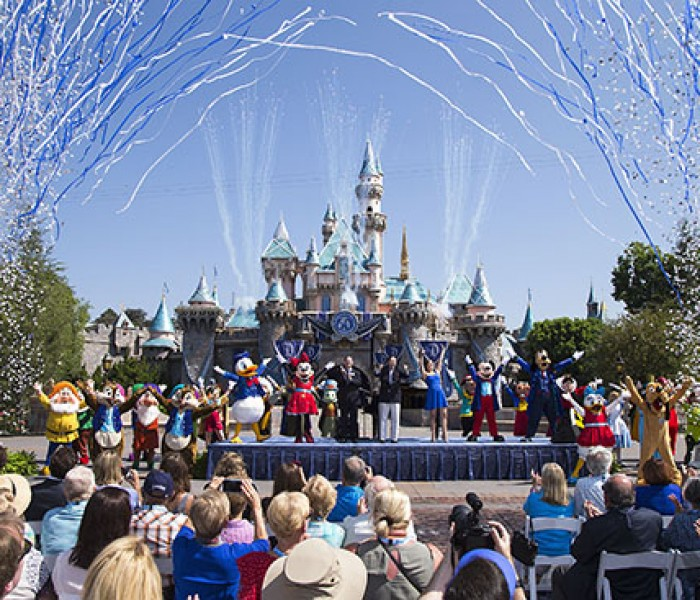 Disneyland Resort's Million Dollar Dazzle Program Donates to Local Nonprofits