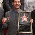 """Ant-Man's"" Paul Rudd Gets Star on Hollywood Walk of Fame"