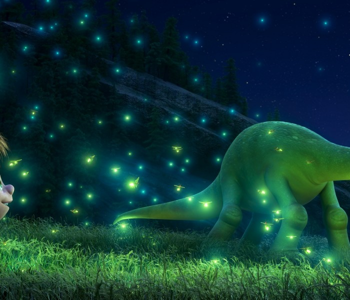 "Official Trailer of Disney & Pixar's ""The Good Dinosaur"" Released"
