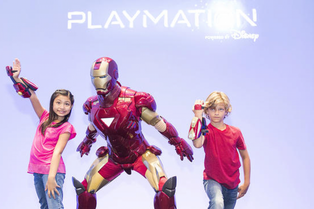 Select North American Disney Stores to Offer Live Playmation Demos