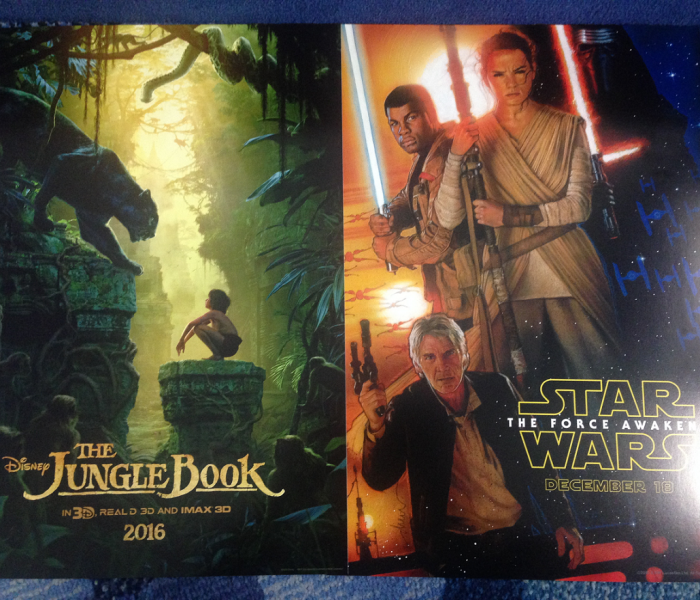 My D23 Expo 2015 Highlights & Experience: Day Two