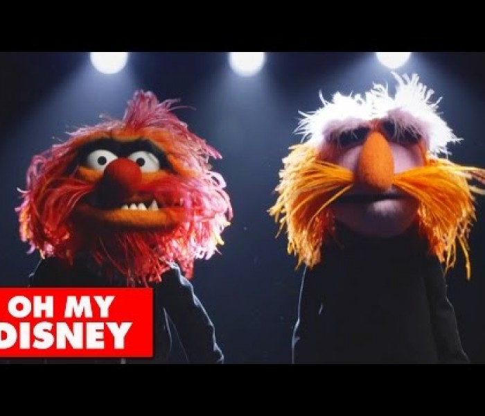 """VIDEO: Dramatic Reading of """"It's A Small World"""" 