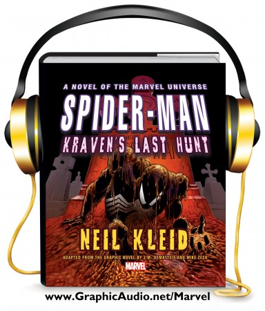 GraphicAudio-Spider-Man-KLH-Headphones