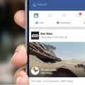 Facebook Adds 360 Video and Shares New Update With 'Star Wars' Clip