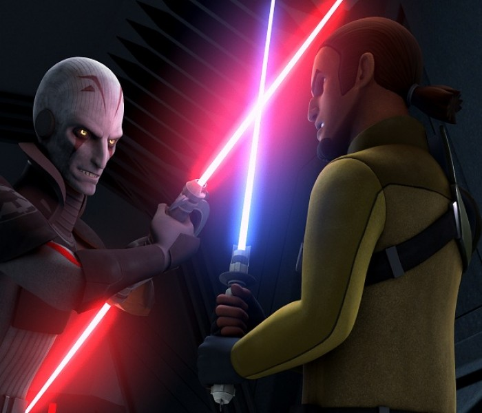 Season One of 'Star Wars Rebels' Now Available on Blu-ray & DVD