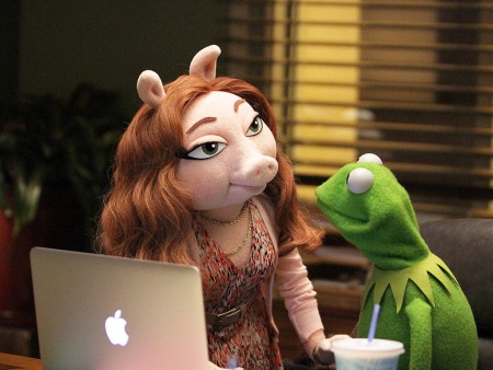 Kermit and Denise - The Muppet on ABC