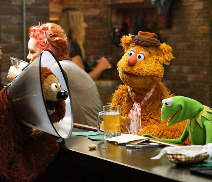The Muppets S1Ep3: Bear Left Then Bear Write – Mr. DAPs' Review