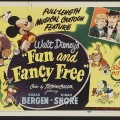 Disney Film Spot: Fun and Fancy Free