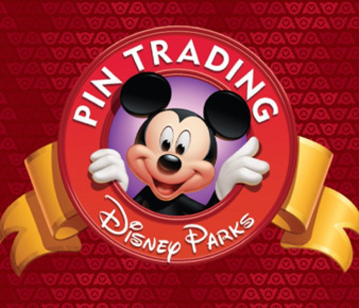 Inspired Valentine's Day Pins & More Coming to Disney Parks this February