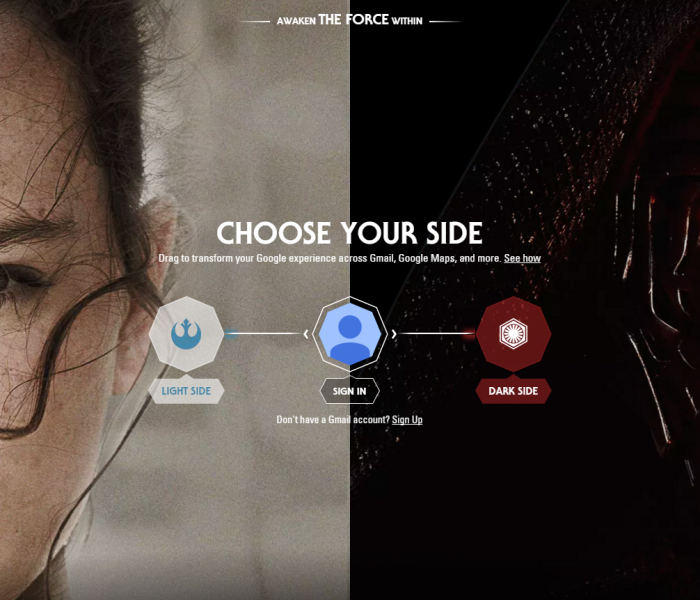 Google Adds 'Star Wars' Pizzazz to Apps & Devices
