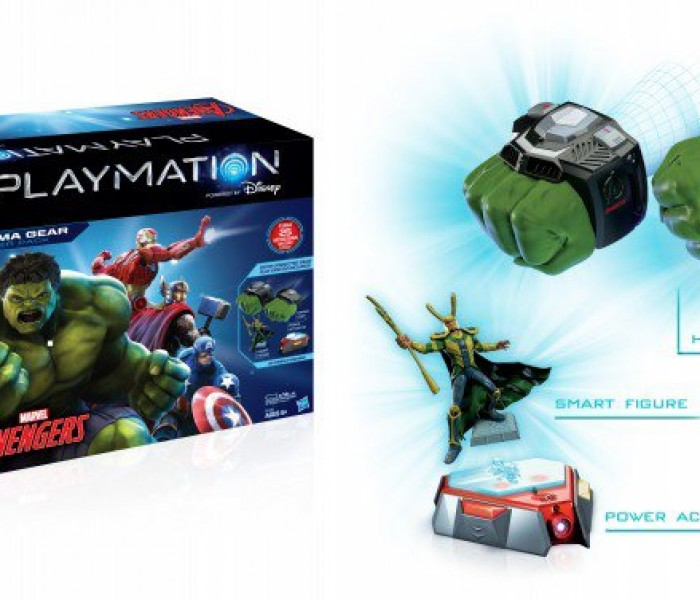 Playmation's 'Marvel's Avengers Gamma Gear' Soon to Hit Shelves