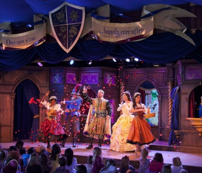 'Beauty and the Beast' to Return to the Royal Theatre this Spring