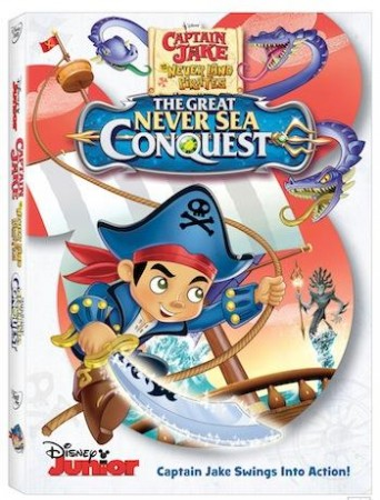 Jake and the Neverland Pirates - The Great Neversea